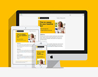 Responsive Email Templates | Curtin University