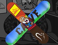 Carve Snowboards -- Wood Carver