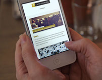 Responsive email campaigns - Curtin Uni