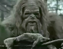 "Jack Links ""Messin' With Sasquatch"" Campaign"