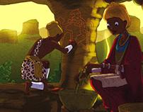 The Amazing Story Of Bonga