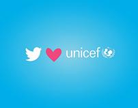 Unicef | Tweet out Loud