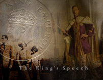 The King's Speech Main Title Sequence Pitch