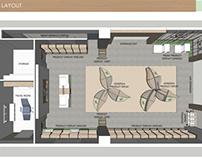 Conceptual Design for Parapharma Shop