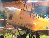 Planes Calendar 2014