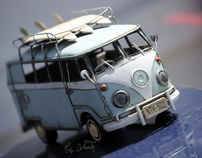 Capers in my Camper Van. A story that may never end....