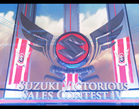 OFF-AIR EVENT SUZUKI VICTORIOUS SALES CONTEST IV