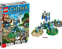 LEGO Games Legends of Chima