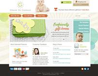 Graines Website Layout