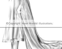 Fabric Illustration