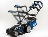 Easy Folding Lawnmower for MAC ALLISTER