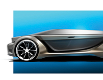 BMW driverless - young designer award -