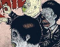 Zombie Walk by Brain Sushi / EP 2014