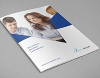 Corporate Brochure Template Vol.29 - 12 Pages