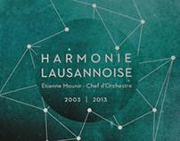 CD - Harmonie Lausannoise