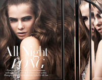 All Night Long with Charles Howells - Harper's BAZAAR