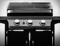Gas BBQ Range for BLOOMA