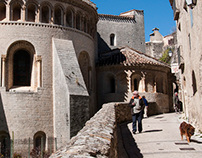 Saint-Guilhem-le-desert - France