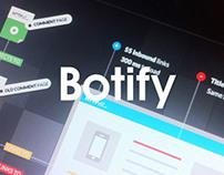 Botify / Saas web app