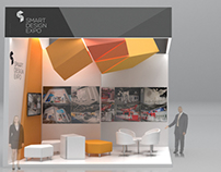 4 concepts of an expo stand