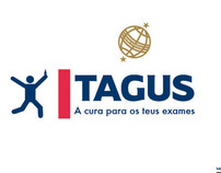 TAGUS - The Cure for your exam depression
