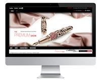 The Premuim Show website