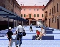 Restyling square Rivarolo