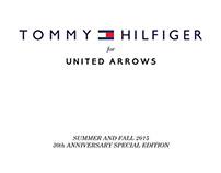 TOMMY HILFIGER x UNITED ARROWS