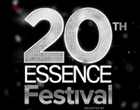 Essence Festival 20th Year Anniversary