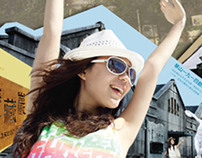 Taipei Travel Poster