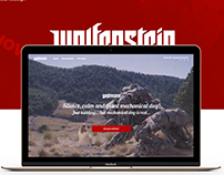 Wolfenstein - Website redesign