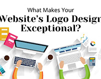 What Makes your Website's Logo Design Exceptional?
