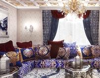 Maroccan Sitting