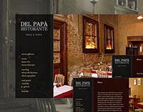Old website designs archive - 1