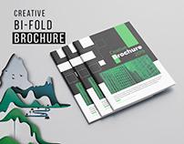 Creative Bi-fold Brochure