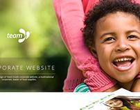 Team Corporate Website