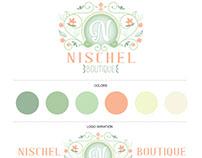 Nischel Boutique Logo | Visual Brand