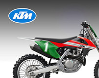 """KTM 2016 """"MOISEEV HOMMAGE"""" Limited Edition"""