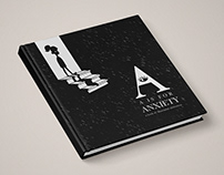 'A is for Anxiety' Book