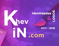 Logofolio - 2017-2018 - Khevin Mituti