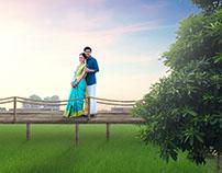 Manipulation #wedding #Village #photography