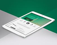 THCO Landing Page