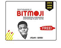 DIY class on BITMOJI hosted by IFEANYI Ekperi