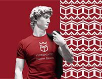 King Danylo University rebrand