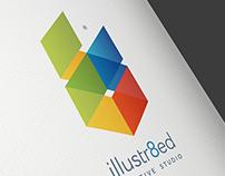 illustr8ed Creative Studio Branding