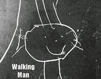 Walking Man - Piano Solo Walk