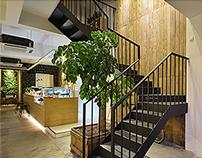Re+ Cafe Space Design / 睿咖啡空間設計