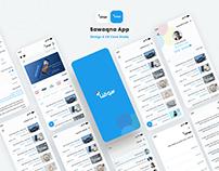 Sawaqna App Design