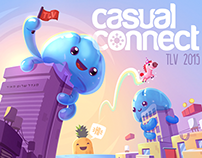 Illustration for Casual Connect