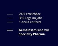 MEDIOS | Gemeinsam sind wir Specialty Pharma.
